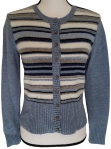 Jillian Jones Lambswool Rabbit Hair Lambswool Rabbit Hair Cardigan