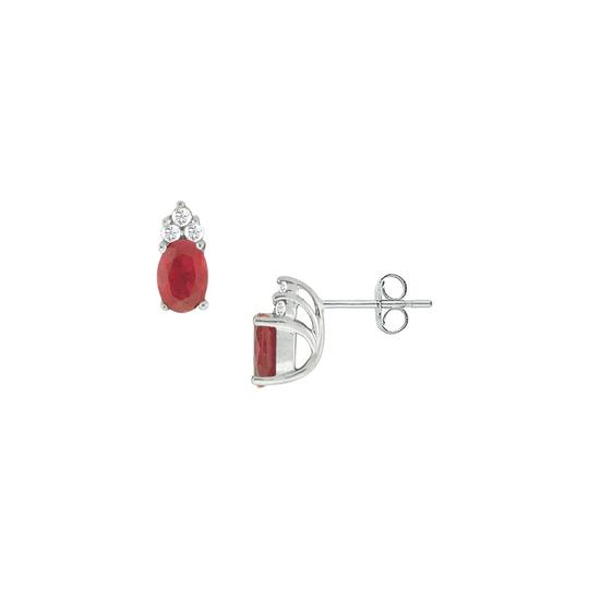 Preload https://img-static.tradesy.com/item/22509201/red-silver-created-ruby-and-cubic-zirconia-925-sterling-10ct-tgw-earrings-0-0-540-540.jpg