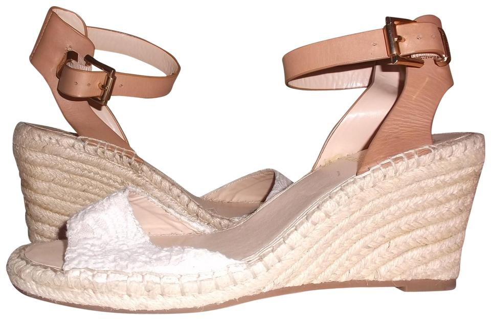 5174cbe5482 Vince Camuto Cream 'tagger' Espadrille Sandal Wedges Size US 9.5 Regular  (M, B)