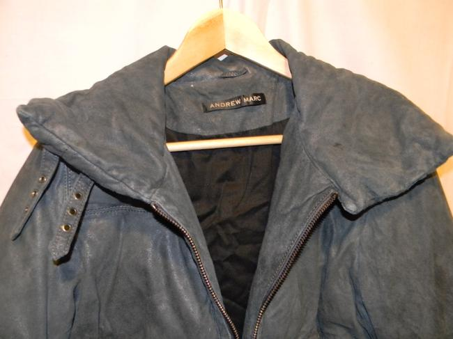 Andrew Marc Pewther Jacket Image 3