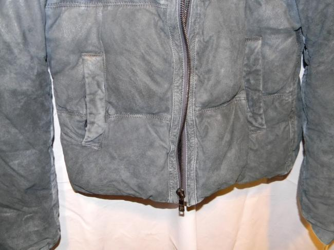 Andrew Marc Pewther Jacket Image 4