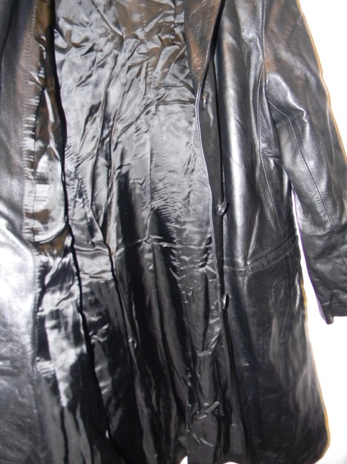 B Bano Black Jacket Image 3