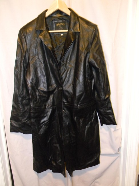 B Bano Black Jacket Image 4