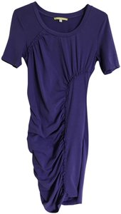 Giani Bernini short dress purple on Tradesy