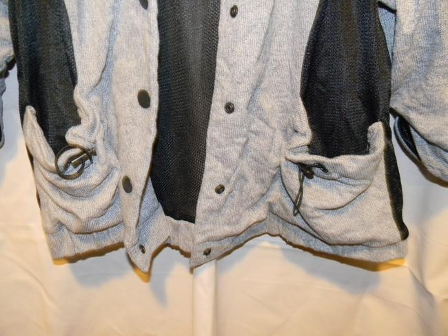 Boy Meets Girl Heather Grey Jacket Image 4