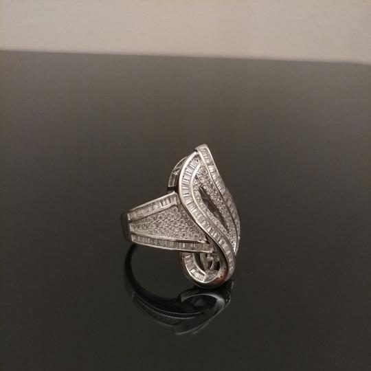 Other Cubic Zirconia Big Ring Size 8,9