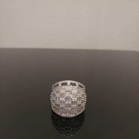 Other Cubic Zirconia Elegant Ring Size 8 or 9