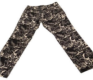 Gucci Straight Pants black and white