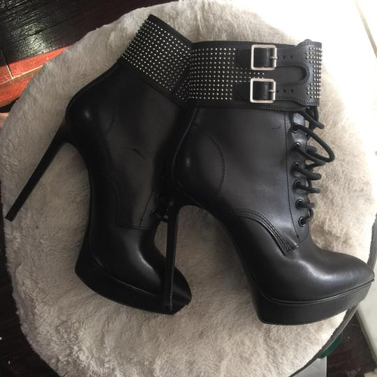 Saint Laurent black Boots Image 2