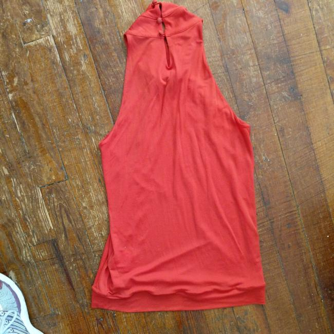 Gucci Red Halter Top Image 2