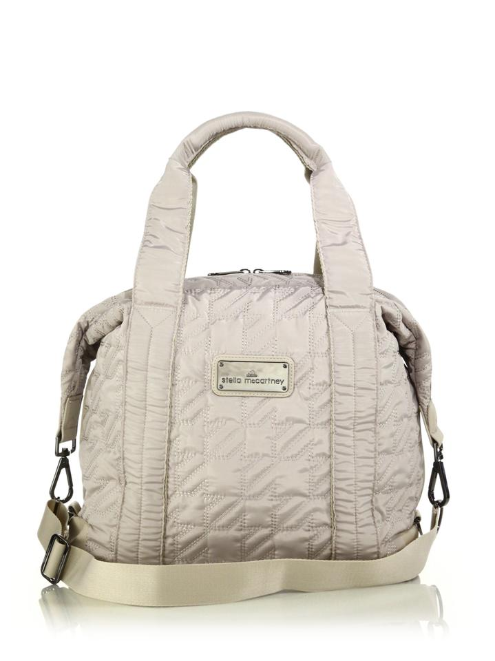 Adidas by Stella McCartney Quilted Bag with flaws.