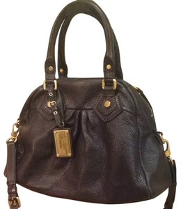 Marc by Marc Jacobs Satchel in Dark Brown