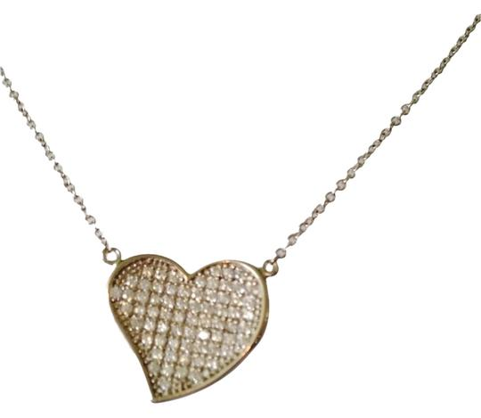 Preload https://item2.tradesy.com/images/2-b-rych-silver-nwot-pave-cubic-zirconia-heart-in-sterling-necklace-2251166-0-0.jpg?width=440&height=440