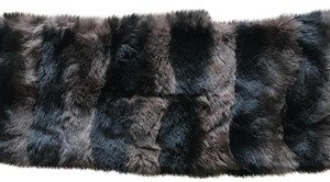 MICHAEL Michael Kors 100% Rabbit Fur Scarf