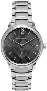 Burberry Burberry Men's Swiss Stainless Steel Bracelet Watch 40mm BU10005