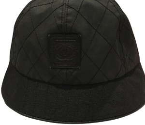 Chanel Bucket Style with Shimmer and leather Brim