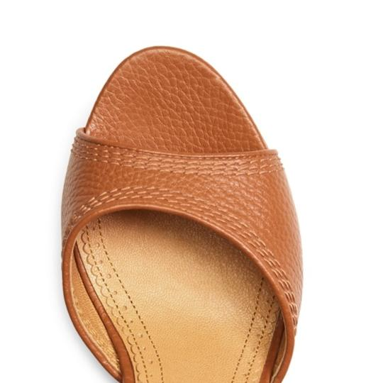 Brooks Brothers cognac Wedges Image 3