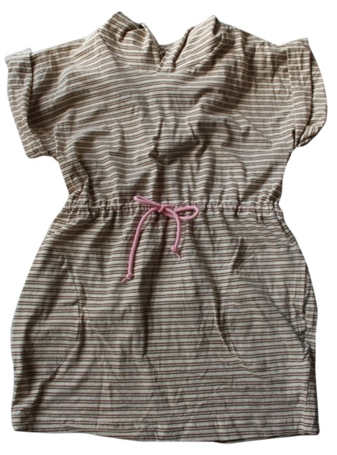 Preload https://item5.tradesy.com/images/american-apparel-tanbrown-xss-cream-and-brown-drawstring-above-knee-short-casual-dress-size-4-s-2251254-0-0.jpg?width=400&height=650