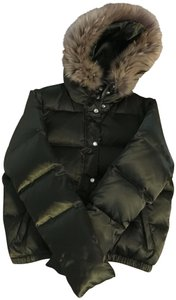 Andrew Marc Fur Jacket Vest Coat