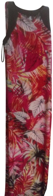 Item - Stamped Long Casual Maxi Dress Size 12 (L)