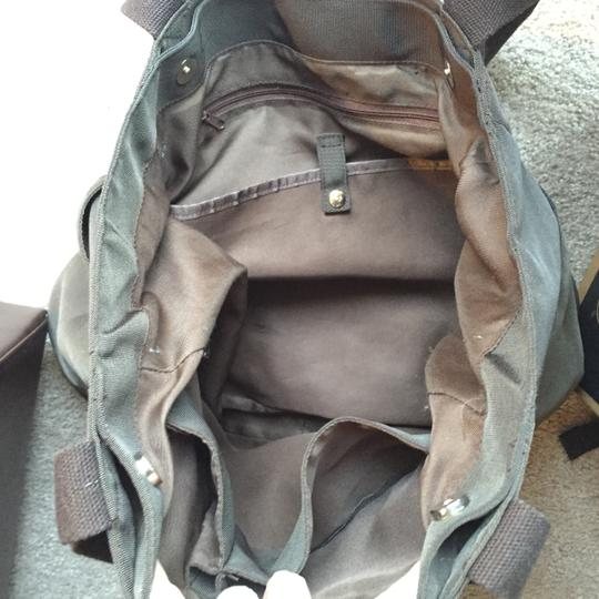 Other Tote Pockets Large Brown Travel Bag