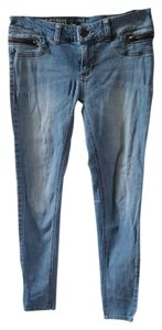Mossimo Supply Co. Skinny Jeans-Light Wash
