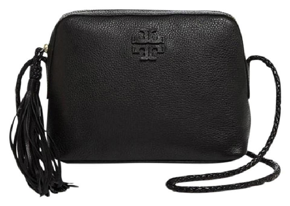 3504a0e2ace5f Body Pebbled Tory Taylor Camera Bag Burch Leather Black Cross x001Iqw ...