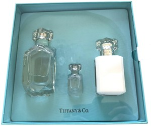 Tiffany & Co. TIFFANY & CO 3-PIECE GIFT SET - 2.5 OZ EAU DE PARFUM + 3.4 OZ LOTION