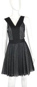 Robert Rodriguez Lace Cocktail New With Tags Fit And Flare Dress