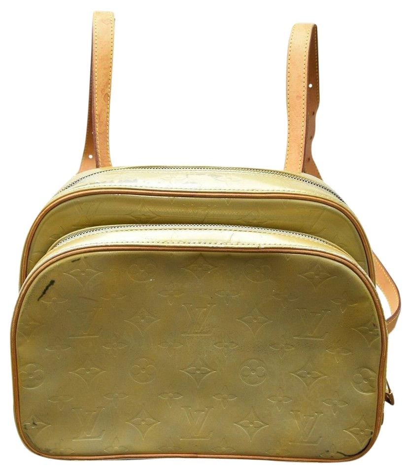 462af49a308f Louis Vuitton Vernis Murray Vernis Murray Backpack Image 0 ...