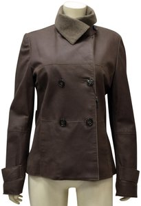 Max Mara Brown Jacket