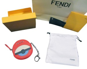 Fendi Fendi Monster Coin purse Keychain Bag Charm Bag Bug