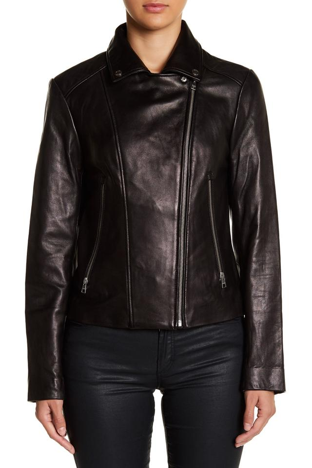 Soia and kyo leather jacket