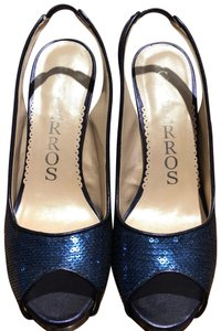 Caparros blue Sandals