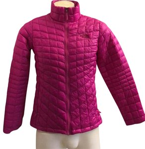 The North Face pink/purple Jacket