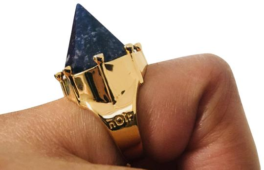 Preload https://img-static.tradesy.com/item/22517262/noir-blue-memphis-cone-with-marble-detail-ring-0-1-540-540.jpg