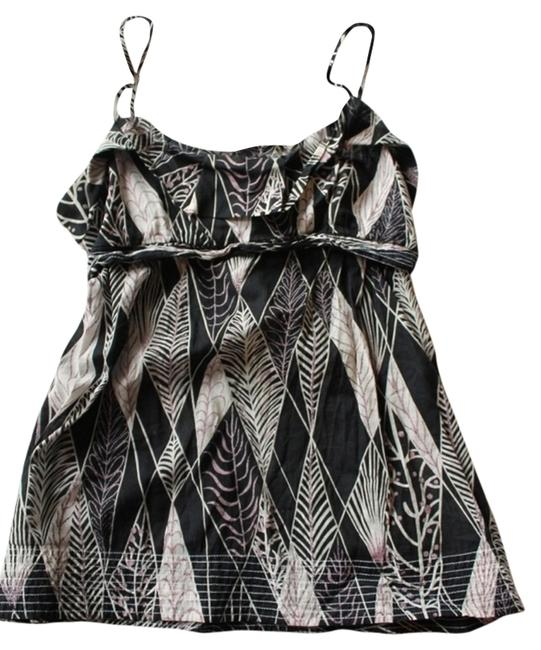 Preload https://item4.tradesy.com/images/bcbgmaxazria-black-cream-and-purple-bcbg-max-azria-white-and-purple-printed-night-out-top-size-4-s-2251758-0-0.jpg?width=400&height=650