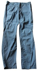 Tommy Hilfiger Chinos Blue Trouser Pants Light Blue