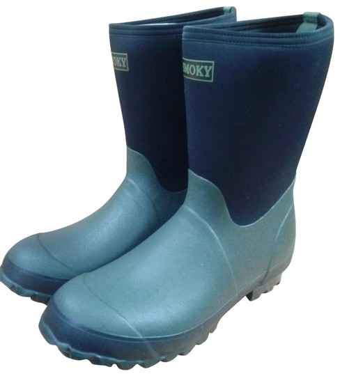 Preload https://img-static.tradesy.com/item/22518269/green-and-black-warm-dry-mens-bootsbooties-size-us-9-wide-c-d-0-1-540-540.jpg