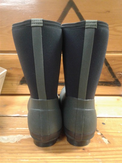Smoky Mountain Green and black Boots
