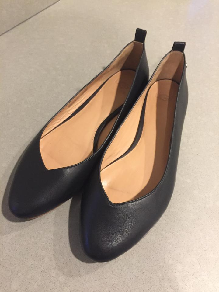Find great deals on eBay for womens black leather ballet flats. Shop with confidence.
