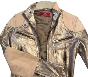 Fornarina Motorcycle Jacket