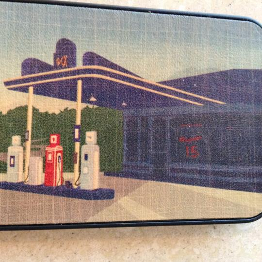 Paul Smith iPhone 5 Case - Gas Station Petrol Apple Cell Phone Designer