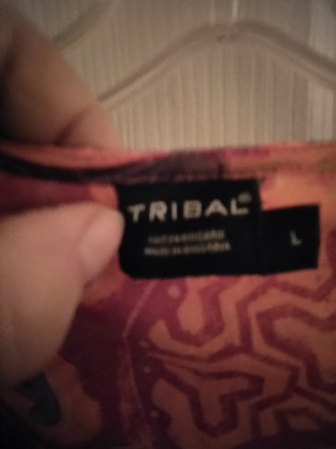 Tribal T Shirt Multiple