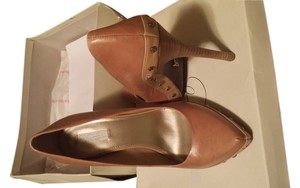 Rachel Roy Nude Pumps