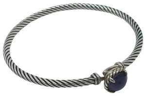 David Yurman Sterling silver David Yurman Black Orchid Châtelaine bracelet