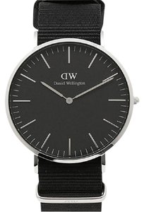 Daniel Wellington Daniel Wellington Classic Cornwall Black Dial 40MM Watch DW00100149
