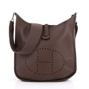 Herms Evelyne Cross Body Bag