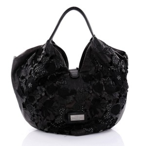 Valentino Lace Hobo Bag