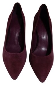 BCBGeneration Purple Pumps